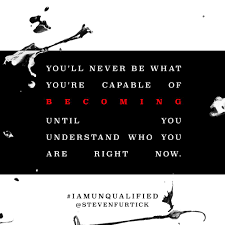 Steven Furtick Quotes Gorgeous You'll Never Be What You're Capable Of Becoming Until You Understand