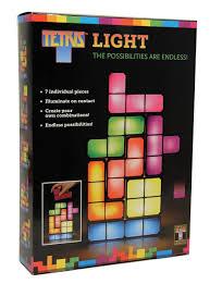 Buy Tetris Light Amazon Com Paladone Tetris Light Usa Toys Games Games