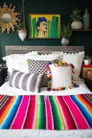 mexican bedroom decorating ideas