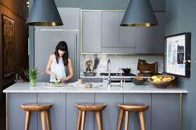 collect idea strategic kitchen lighting. View In Gallery Kitchen Of Athena Calderone Collect Idea Strategic Lighting E