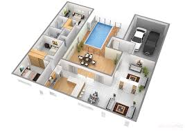 modern office floor plans. Cool 3d Rectangular House Floor Plan Come With Modern Planner Softaware And Office Plans S