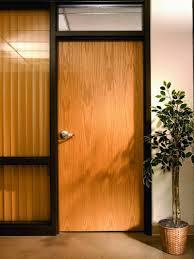 office wood. Single Wood Office Door Commercial Design Industrial