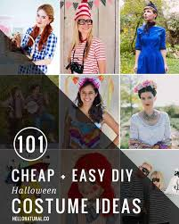 101 easy halloween costume ideas oglow co