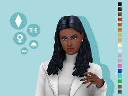 simcelebrity00's Roxanne Hairstyle