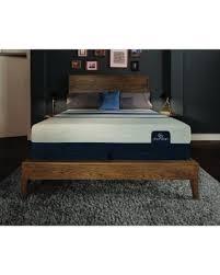 blue twin mattress. Serta IComfort Blue 500 11-inch Twin XL-size Gel Memory Foam Mattress Set