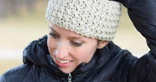Ear Warmer Crochet Pattern Impressive Messy Bun Ear Warmer Crochet Pattern Mama In A Stitch