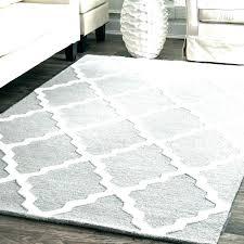 gray jute rug grey 6x9