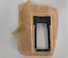 porsche fuse panel in interior original genuine porsche 997 carrera 987 cayman boxster fuse box cover panel