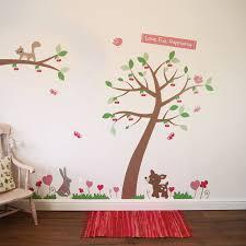 cherry tree wall stickers