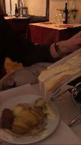 Raclette Picture Of Demi Lune Paris Tripadvisor