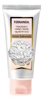 Купить <b>парфюмерный крем для рук</b> Аmor Sabonete 50г Fernanda ...