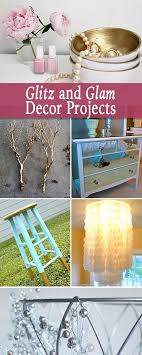 our feature glam home decor project below is from karen at the art of doing stuff she made these diy mirrored boxes from dollar supplies
