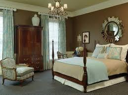 transitional bedroom furniture. Delighful Furniture Transitional Bedroom With Brown And Blue Color Scheme In Furniture