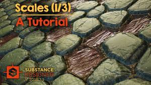 Substance Designer Beginner Scales 1 3 Height Beginner Substance Designer Tutorial