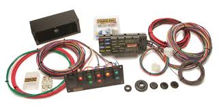 painless wiring circuit race only chassis harness switch painless wiring 50005 10 circuit race only chassis harness switch panel kit