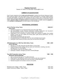 99 Hotel Assistant General Manager Resume Hotel Assistant General