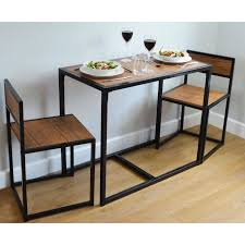 compact dining table set. Harbour Housewares Compact Kitchen Table/Chairs Dining Table Set I