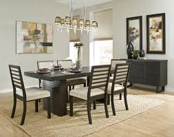 dining room glass table and chairs 6 seat no chandelier in room types of chandeliers