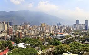 south america caracas city venezuela south america