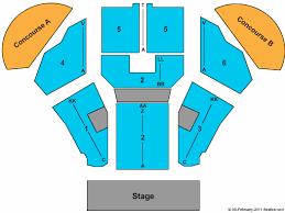 Bank Of America Pavilion Seating Chart
