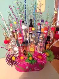 alcohol gift ideas best best liquor gift baskets ideas on shot bouquet concerning liquor basket ideas alcohol gift