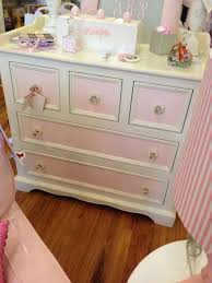 white bedroom furniture for girls. pink and white girls dresser with crystal knobs furniture regarding bedroom for