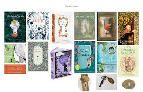 i ended up choosing three of my favorite childhood books anne of green gables a little princess and the secret garden to begin i gathered images of