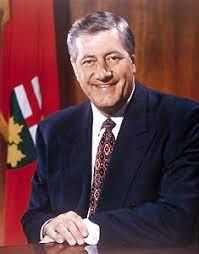 Mike Harris | The Canadian Encyclopedia