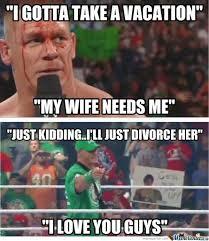 Do you feel bad for John Cena for not Main-Eventing WM 30? - Page ... via Relatably.com