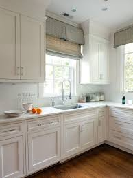 Kitchen Window Covering 10 Stylish Kitchen Window Treatment Ideas Hgtv