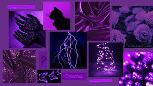 Cute Purple Aesthetic Wallpapers For ...