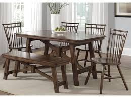 Liberty Furniture Creations II  Piece Table Set With Spindle - Dining room chair sets 6