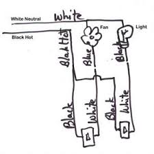 broan nutone wiring diagram for 2 single lights questions i purchased a broan 744