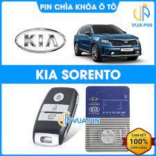 Pin chìa khóa ô tô KIA Sorento chính hãng - Pin chìa khóa thông minh KIA