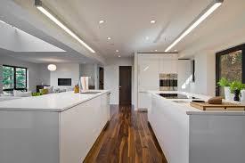 modern fluorescent kitchen lighting. Contemporary Fluorescent Light Fixture Modern Kitchen Lighting N
