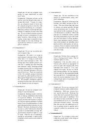 ten commandments of computer ethics commandment 2 1 2
