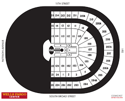 State Of The Union Seating Chart Competent Wells Fargo Seating Chart Queen Tonights 2019