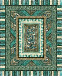 Quilt Patterns With Center Panel