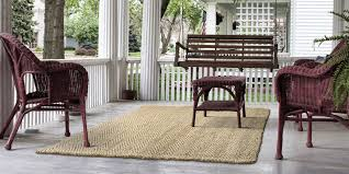 materials to consider for your outdoor rug