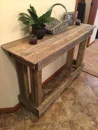 Diy rustic furniture Rustic Kitchen Island Diy Rustic Wood Table Rustic Wooden Pallet Console Tables Womenshealthcarecenterinfo Diy Rustic Wood Table Rustic Wooden Pallet Console Tables