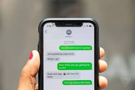 Green Text Bubble Why Apple Gives Android Users A Green Bubble In Imessage