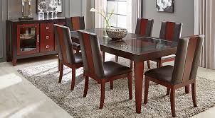 designs in modern dining tables set