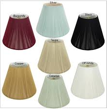 empire silk string chandelier shades 7 colors 4 6 w