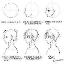 横顔身体服のシワの描き方のようなもの ほさしー Anime Arts