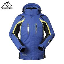 New High Quality Waterproof Men's <b>Ski Jacket</b> Outdoor Hiking or ...