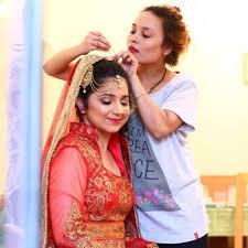 karishma bridal makeup artist in chennai