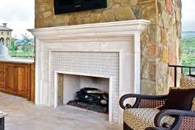 top fireplace stone mantels with stone fireplace mantels materials