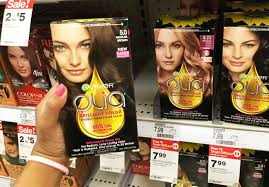 New deals on garnier nutrisse hair color are being offered everyday. New 3 Off Garnier Olia Hair Color Printable Coupon Just 2 49 Each At Target