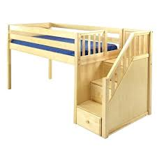decoration loft bed plans with stairs playhouse and slide how to build a bunk