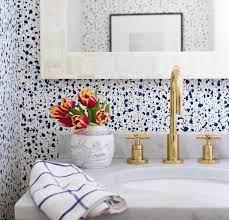15 Bathroom Wallpaper Ideas That Bring ...